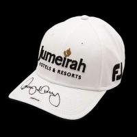 Rory McIlroy Signed Hat (UDA COA)