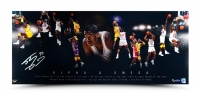"Shaquille O'Neal Signed ""Alpha & Omega"" LE 15x36 Photo (UDA COA) at PristineAuction.com"