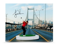 "Tiger Woods Signed ""The Bridge"" Limited Edition 16x20 Photo (UDA COA) at PristineAuction.com"