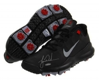 Tiger Woods Signed Pair of Nike Cleats (UDA COA) at PristineAuction.com