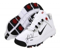 Tiger Woods Signed Authentic TW 13 Shoe (UDA COA)