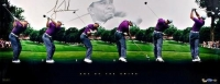 """Tiger Woods Signed LE """"Art of the Swing"""" 15x36 Panoramic Photo (UDA COA)"""
