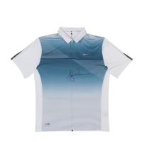 Tiger Woods Signed Limited Edition Polo (UDA COA) at PristineAuction.com