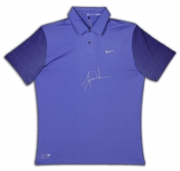Tiger Woods Signed Limited Edition Nike Polo (UDA COA) at PristineAuction.com