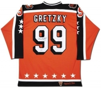 Wayne Gretzky Signed Mitchell & Ness All-Star Jersey (UDA COA)