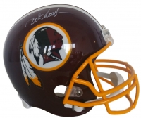 Art Monk Signed Redskins Full-Size Helmet (JSA COA)