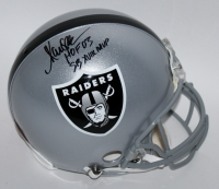 "Marcus Allen Signed Raiders LE Full-Size Authentic Pro Line Helmet Inscribed ""HOF 03"" & ""SB XVIII MVP"" (Stenier COA)"