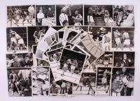 Lot of (41) Rare Original Vintage Muhammad Ali Photographs (Unpublished) at PristineAuction.com