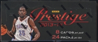 2013-14 Panini Prestige Basketball Hobby Box with (24) Packs