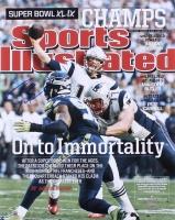 Tom Brady Signed Patriots Super Bowl XLIX 16x20 Photo (Steiner COA & TriStar Hologram)