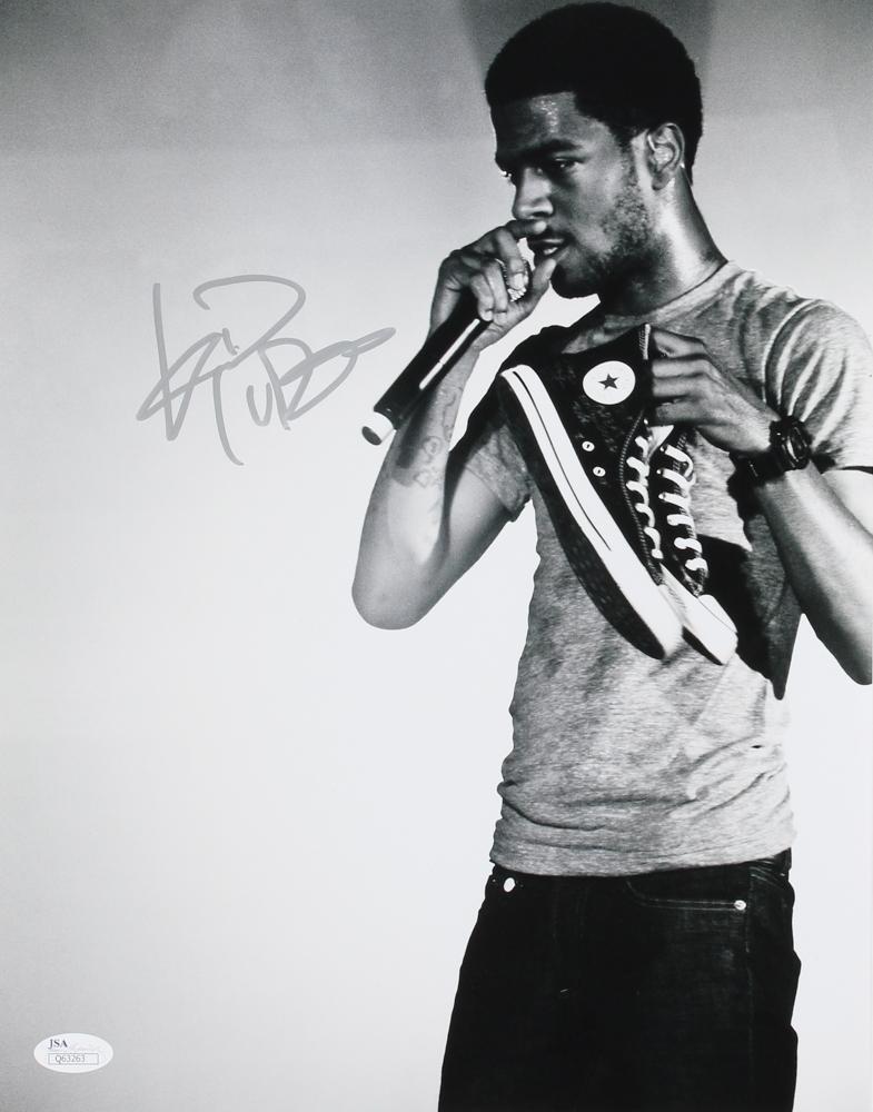 Kid Cudi Autograph