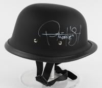 "Ryan Hurst & Tommy Flanagan Signed ""Sons of Anarchy"" Biker Helmet Inscribed ""Opie"" (Radtke COA)"