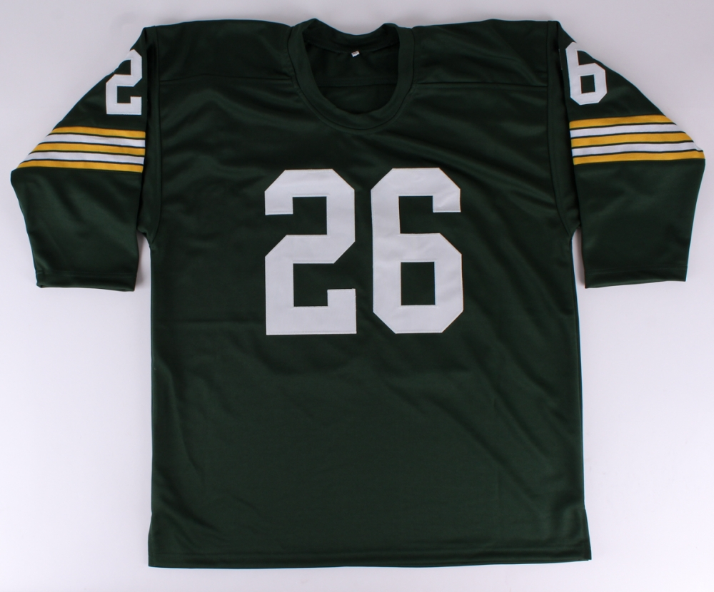 Herb Adderley Signed Packers Throwback Jersey Inscribed