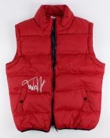 "Michael J Fox Signed ""Back to the Future"" Movie Prop Replica Vest (JSA COA)"