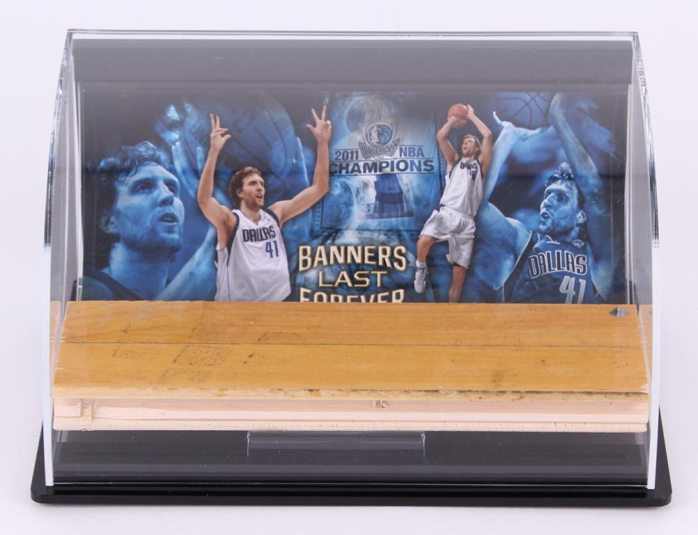 c9f6d5e0225 Dirk Nowitzki Mavericks 2011 NBA Champions