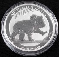 2016-P Australia 1oz Silver $1 Koala Coin