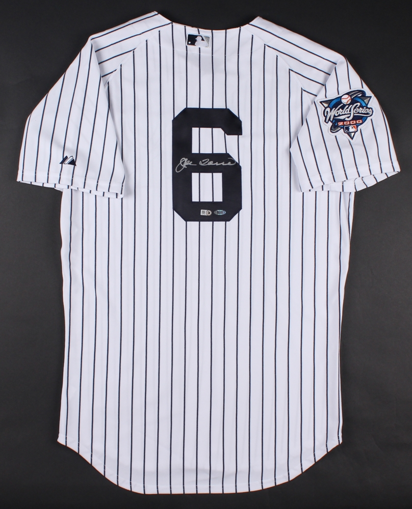 Joe Torre Signed Yankees Jersey (Steiner COA) at PristineAuction.com 750a18f03