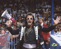 Jimmy Hart Signed 8x10 Photo (MAB Hologram)