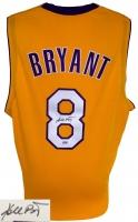 Kobe Bryant Signed Lakers Jersey (PSA COA)