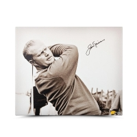 "Jack Nicklaus Signed ""Up Close & Personal"" 20x24 Limited Edition Photo on Canvas (UDA COA) at PristineAuction.com"
