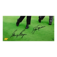 Gary Player & Jack Nicklaus Signed 16x20 Photo (UDA COA) at PristineAuction.com