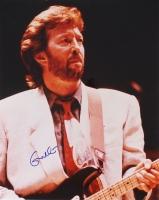 Eric Clapton Signed 16x20 Photo (JSA LOA)