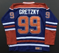 Wayne Gretzky Signed Oilers Captain Jersey (JSA LOA) at PristineAuction.com
