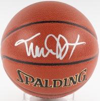 Michael J. Fox Signed Basketball (JSA COA)