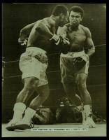 Lot of (100) Boxing 11x14 Photos With Muhammad Ali, Rocky Marciano, Rocky Balboa, Joe Frazier, Ezzard Charles, Sugar Ray Robinson, Joe Lewis, Billy Conn at PristineAuction.com