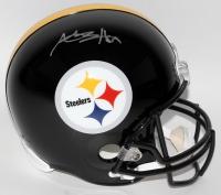 Antonio Brown Signed Steelers Full-Size Helmet (JSA COA) at PristineAuction.com