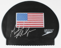 Michael Phelps Signed Team USA Speedo Swim Cap (JSA LOA)