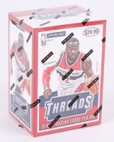 2014-15 Panini Threads Basketball Box with (20) Cards at PristineAuction.com