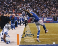 "Odell Beckham Jr. Signed Giants ""The Catch"" 16x20 Photo (JSA COA) at PristineAuction.com"