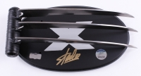 "Stan Lee Signed ""X-Men"" Wolverine Claws High Quality Metal Movie Prop Replica (Stan Lee Hologram & Radtke COA)"