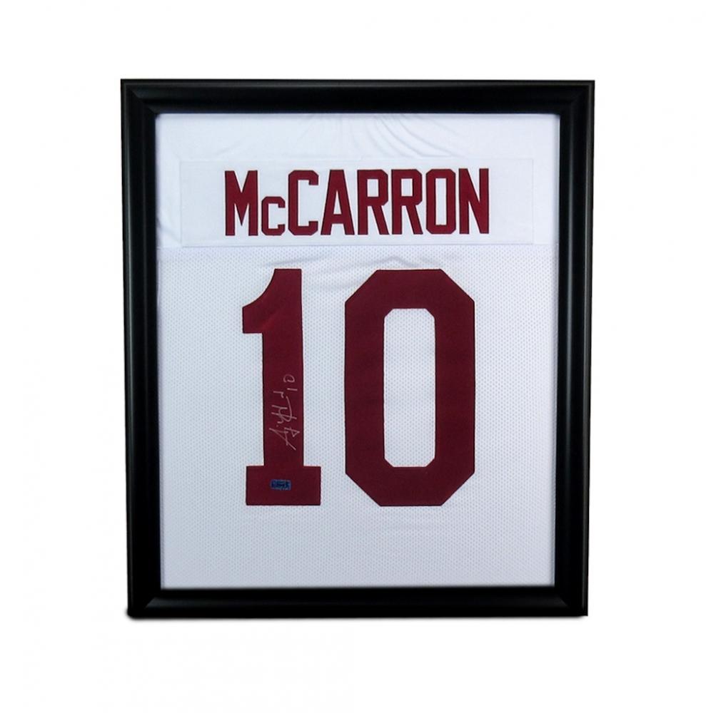 aj mccarron jersey