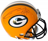 Donald Driver Signed Packers Full Size Authentic Proline Helmet (JSA COA)