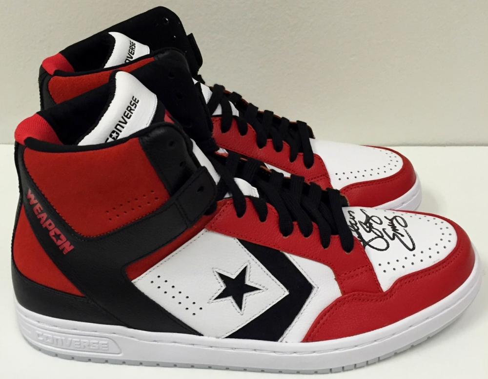 converse weapon basketball shoes
