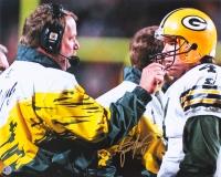 Brett Favre Signed Packers 16x20 Photo (Favre COA) at PristineAuction.com