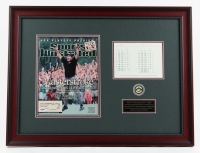 Phil Mickelson Signed 18x25 Custom Framed Sports Illustrated Magazine Display (PSA Hologram)