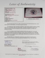 Jack Nicklaus, Tom Watson & Tom Kite Signed 1972 PGA Tour US Open 22x29 Custom Framed Flag Display (JSA LOA) at PristineAuction.com