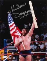 """Hacksaw"" Jim Duggan Signed WWE 11x14 Photo (JSA COA)"