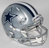 Dak Prescott Signed Cowboys Full-Size Authentic Pro-Line Speed Helmet (JSA COA)