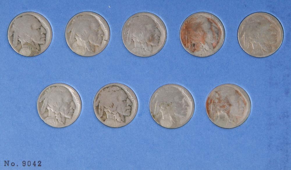 whitman coin