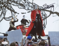 "Steve ""Sting"" Borden Signed 8x10 Photo (JSA)"