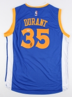 Kevin Durant Signed Warriors Jersey (PSA COA)