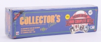 1989 The Collector's Choice Premier Edition Complete Set of (800) Unopened Baseball Card Box with #1 Ken Griffey Jr. RC, #25 Randy Johnson RC at PristineAuction.com