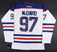 Connor McDavid Signed Oilers Jersey (PSA COA)