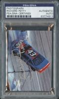 Richard Petty Signed 1988 Daytona 500 Photograph (PSA Encapsulated)