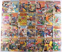 Lot of (28) Marvel Tales Spider-Man Comic Books
