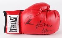Thomas Hearns Signed Everlast Boxing Glove (JSA Hologram)